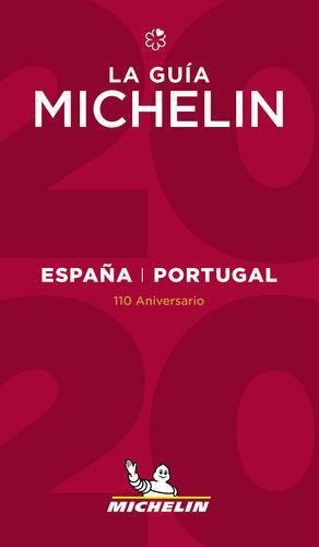 GUIA MICHELIN ESPAÑA PORTUGAL 2020 (GUIA ROJA)