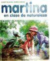 MARTINA EN CLASE DE NATURALEZA