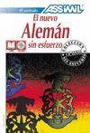 EL NUEVO ALEMAN SIN ESFUERZO. ESTUCHE LIBRO Y 4 CD