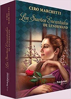 CAJA CARTAS LOS SUEÑOS ENCANTADOS DE LENORMAND