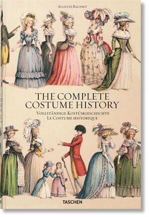 THE COMPLETE COSTUME HISTORY. ED. EN ALEMAN, FRANCES E INGLES
