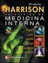 HARRISON: PRINCIPIOS DE MEDICINA INTERNA 2 VOLS. 18ª ED.