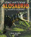 ALOSAURIO EL LAGARTO EXTRAÑO