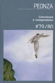 PEONZA 79/80. LITERATURA Y COMPROMISO