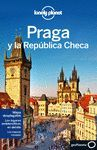 PRAGA Y LA REPUBLICA CHECA. LONELY PLANET 2015