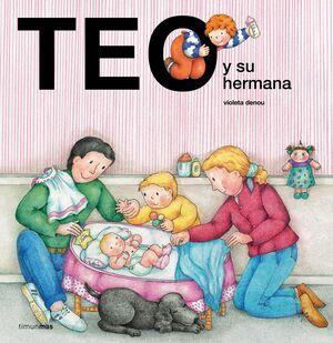 TEO Y SU HERMANA (NUEVO)