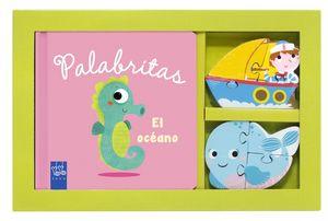 EL OCEANO PALABRITAS