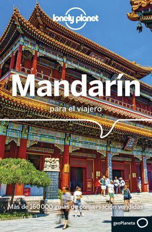 MANDARÍN PARA EL VIAJERO. LONELY PLANET