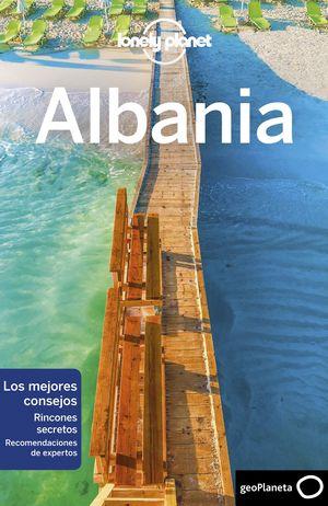 ALBANIA. LONELY PLANET 2020