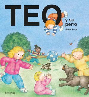 TEO Y SU PERRO