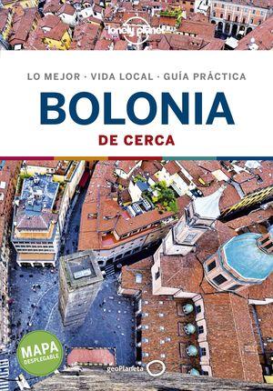 BOLONIA DE CERCA. LONELY PLANET 2020