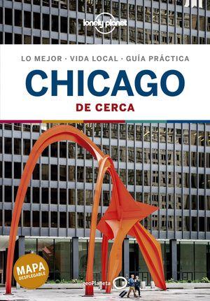 CHICAGO DE CERCA. LONELY PLANET 2020