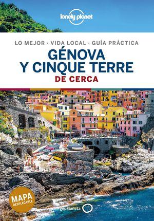 GÉNOVA Y CINQUE TERRE DE CERCA. LONELY PLANET 2020