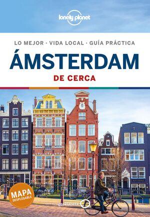 AMSTERDAM DE CERCA LONELY PLANET 2020