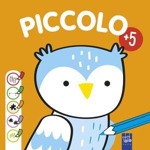 PICCOLO +5 NARANJA