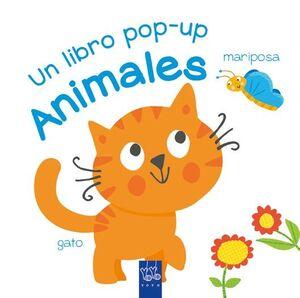 ANIMALES. UN LIBRO POP-UP