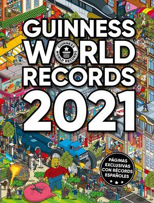 GUINNESS WORLD RECORDS 2021 (CASTELLANO)