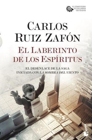 EL LABERINTO DE LOS ESPÍRITUS. LA SOMBRA DEL VIENTO 4