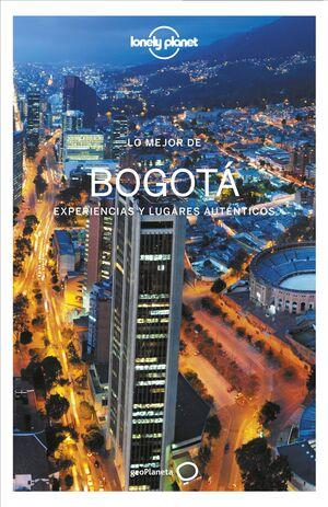 BOGOTÁ. LO MEJOR DE LONELY PLANET 2021