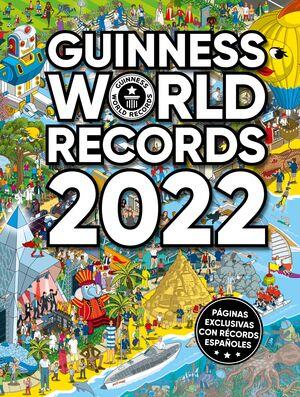 GUINNESS WORLD RECORDS 2022 (CASTELLANO)