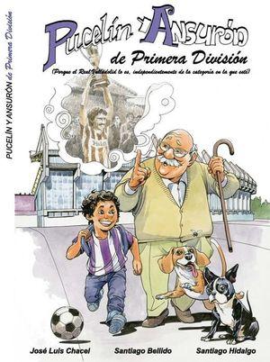 PUCELÍN Y ANSURÓN, DE PRIMERA DIVISIÓN