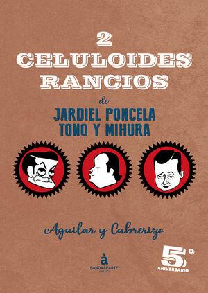 2 CELULOIDES RANCIOS DE JARDIEL PONCELA, TONO Y MIHURA