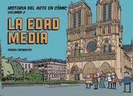 HISTORIA DEL ARTE EN CÓMIC VOL. 2 LA EDAD MEDIA