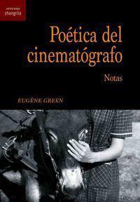 POÉTICA DEL CINEMATÓGRAFO