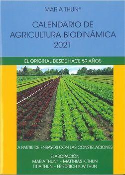 CALENDARIO DE AGRICULTURA BIODINAMICA 2021