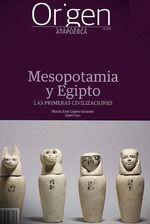 ORIGEN. CUADERNOS ATAPUERCA 19. MESOPOTAMIA Y EGIPTO