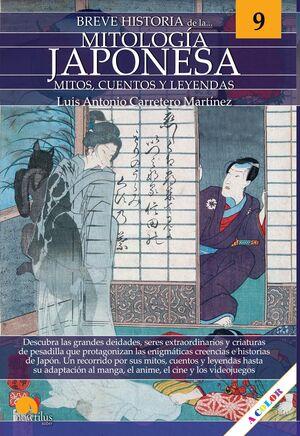 BREVE HISTORIA DE LA MITOLOGIA JAPONESA MITOS, CUENTOS Y LEYENDAS
