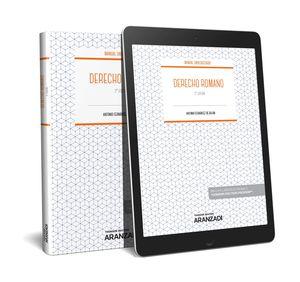 DERECHO ROMANO (PAPEL + E-BOOK)