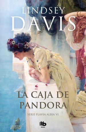 LA CAJA DE PANDORA. FLAVIA ALBIA 6