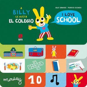 BILLY LE GUSTA EL COLEGIO