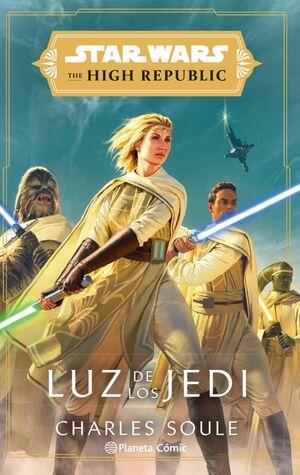 LUZ DE LOS JEDI. STAR WARS THE HIGH REPUBLIC