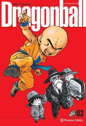 DRAGON BALL ULTIMATE Nº 03