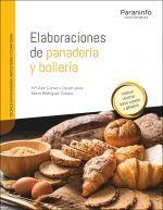 ELABORACIONES DE PANADERÍA Y BOLLERÍA