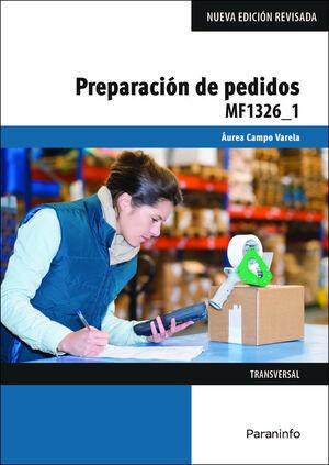 MF1326_1 PREPARACION DE PEDIDOS