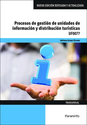 PROCESOS DE GESTION DE UNIDADES DE INFORMACION Y DISTRIBUCION TUR