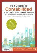 PLAN GENERAL DE CONTABILIDAD DE PEQUEÑAS Y MEDIANAS EMPRESAS. 4ª ED. 2021