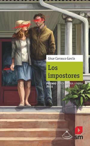LOS IMPOSTORES (PREMIO JORDI SIERRA I FABRA 2021)