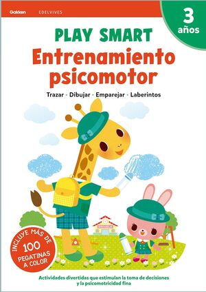 ENTRENAMIENTO PSICOMOTOR 3AÑOS PLAY SMART