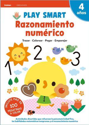 RAZONAMIENTO NUMERICO 4AÑOS PLAY SMART