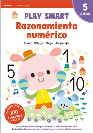 RAZONAMIENTO NUMERICO 5AÑOS PLAY SMART