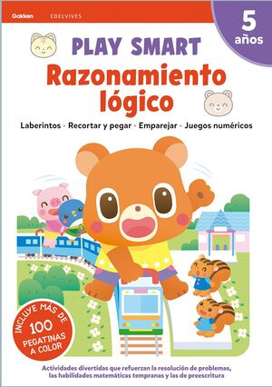 RAZONAMIENTO LOGICO 5AÑOS PLAY SMART