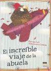 EL INCREIBLE VIAJE DE LA ABUELA (MIAU)
