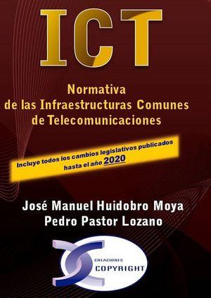 ICT NORMATIVA DE INFRAESTRUCTURAS COMUNES DE TELECOMUNICACI