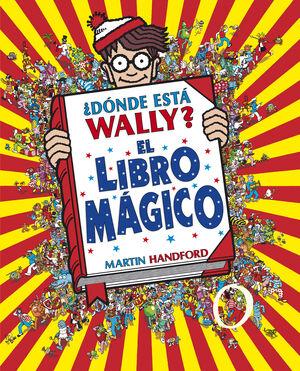 ¿DONDE ESTA WALLY? LIBRO MAGICO (E.COLECCIONISTAS)
