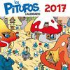 CALENDARIO DE LOS PITUFOS 2017
