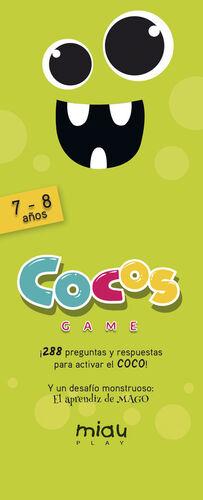 COCOS GAME 7-8 AÑOS